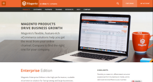 Ecommerce Solutions - Magento
