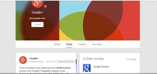 Google plus brand