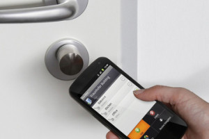 Smartphone Home Security