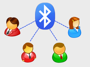 multi-bluetooth sharing