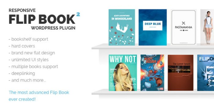 responsive-flipbook wordpress
