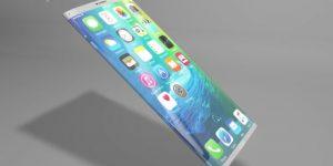 iphone 8 New Glass Design